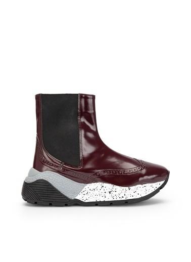 Ipekyol Ayakkabı Bordo